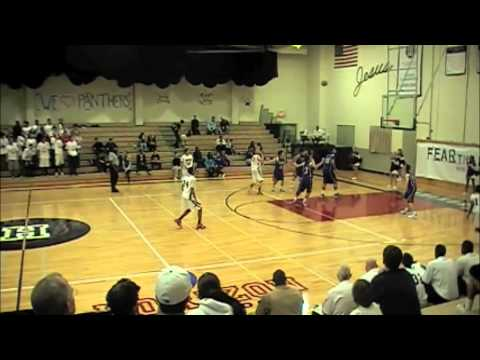 Tyler Cross '11, senior year highlights
