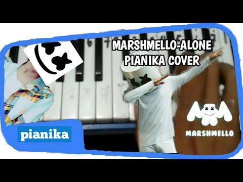 MARSHMELLO ALONE-PIANIKA COVER BY IKSAN IT