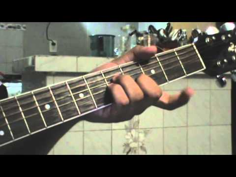 Tutorial Guitarra Bandolero Don Omar ft. Tego Calderon by
