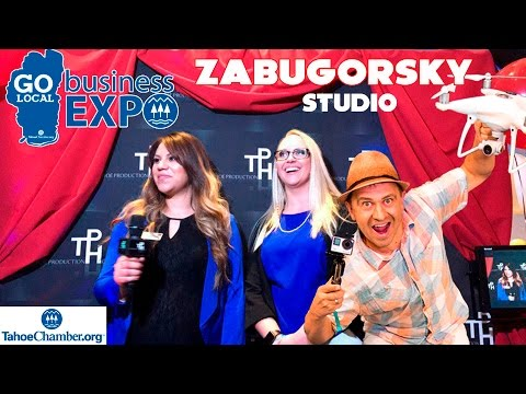 2017 Go Local Business Expo hosted by TahoeChamber.org vedeo / Oleg Zabugorsky