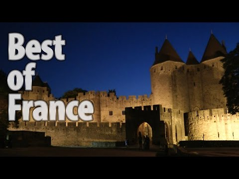 Best of France: Top Places of Interest (Provence--Monaco-Car