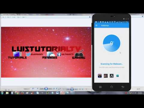 360 Security Antivirus ANDROID App Review And Tutorial