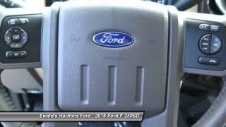 2016 ford f-250sd hartford wi hr14992 ...
