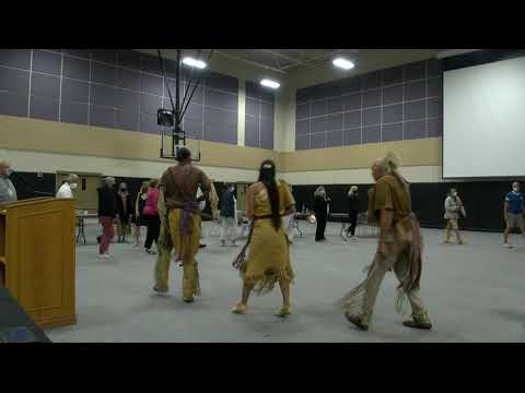 Voices from the First Light Conference - Featuring the Wampanoag Singers and Dancers.