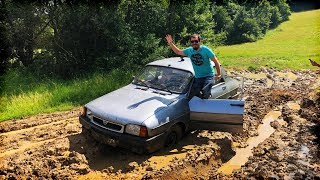 Cu Dacia Pe Camp - FI Exhaust - Off Road - 4K