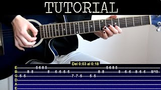 Cómo tocar Somebody That I Used To Know de Gotye (Tutorial Guitarra) / How to play