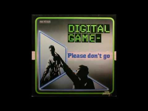 Digital game - Please don't go (extended version)