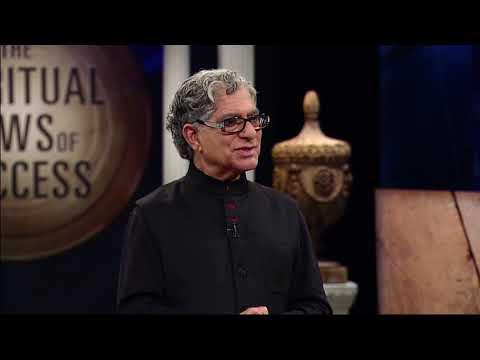 Deepak Chopra - PBS Special about Spiritual Law #3 Trailer