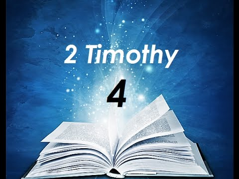 2 Timothy Chapter 4 || The Message Audio Bible _ Super Dramatized Version