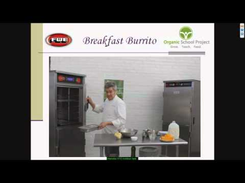 "Topic: Breakfast, Part 2 of 3 - ""Healthy Recipes Made Easy"" Webinar Series"