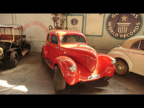 Sudha Cars Museum - Hyderabad, Telangana, India