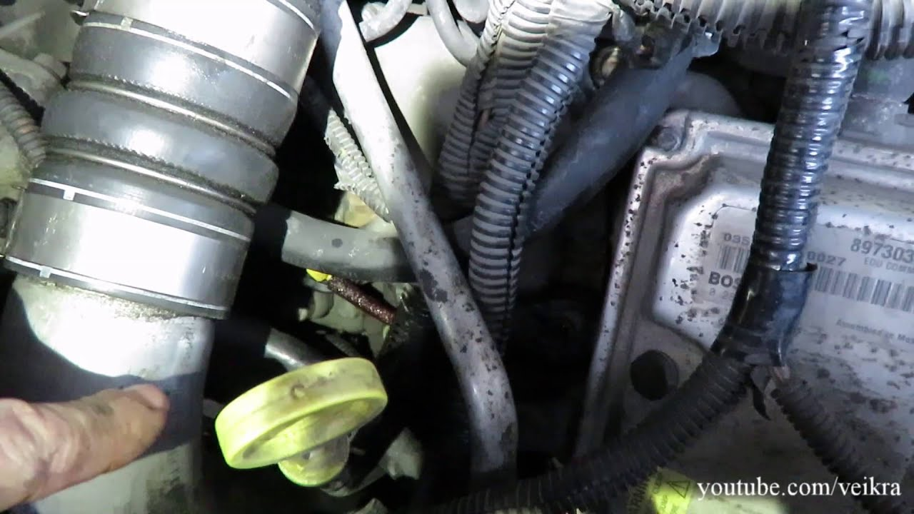 Tips on popped fuel return lines duramax youtube