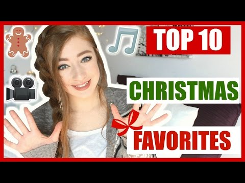 My Christmas Favorites: Songs/Music, Movies, Activities, and Recipe Ideas!