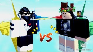 1V1 WITH FIREGIRLYGAMER14YT | Doomspire Brickbattle | Video | Roblox | ft. FireGirlyGamer14YT
