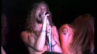 Alice In Chains 1990 Seattle [full live show]