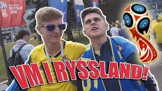 VI ÅKER TILL VM I RYSSLAND!