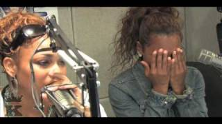 Chilli and T-Boz CRYING