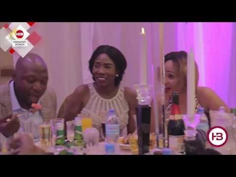 Familia ya Alikiba na Diamond Zakutana uso kwa Uso Kwenye Harusi ya Chazbaba