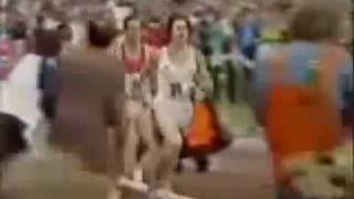 Steve Ovett - World Record - 1 Mile Run - 1980