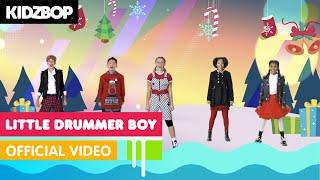 KIDZ BOP Kids - The Little Drummer Boy (Official Music Video) [KIDZ BOP Christmas Party!]