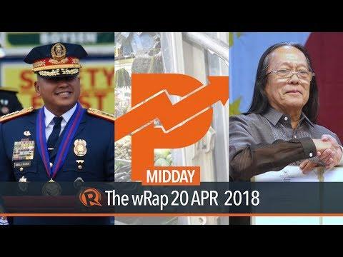 Pimentel on Aguilar, Duterte on Dela Rosa, BSP on Inflation | Midday wRap
