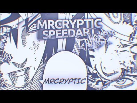 Mrcryptic Youtube Banner Manga Style Yaaiksy Youtube