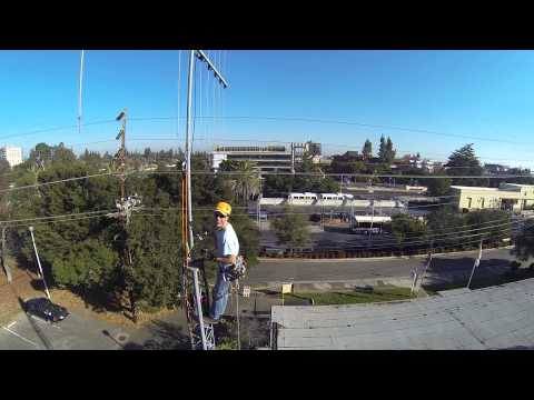 American Red Cross, Palo Alto Radio Tower Removal
