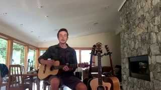 """Wes McLean singing """"humiliation"""" by The National"""
