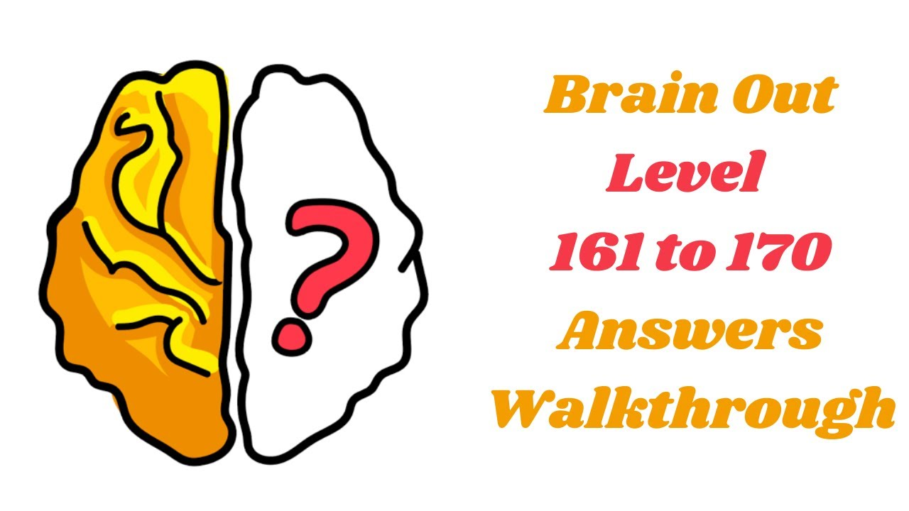 Brain Out Level 168 Find The Exit Games Answers
