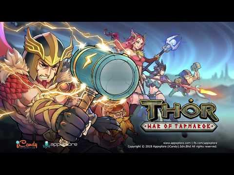 Thor : War of Tapnarok 1