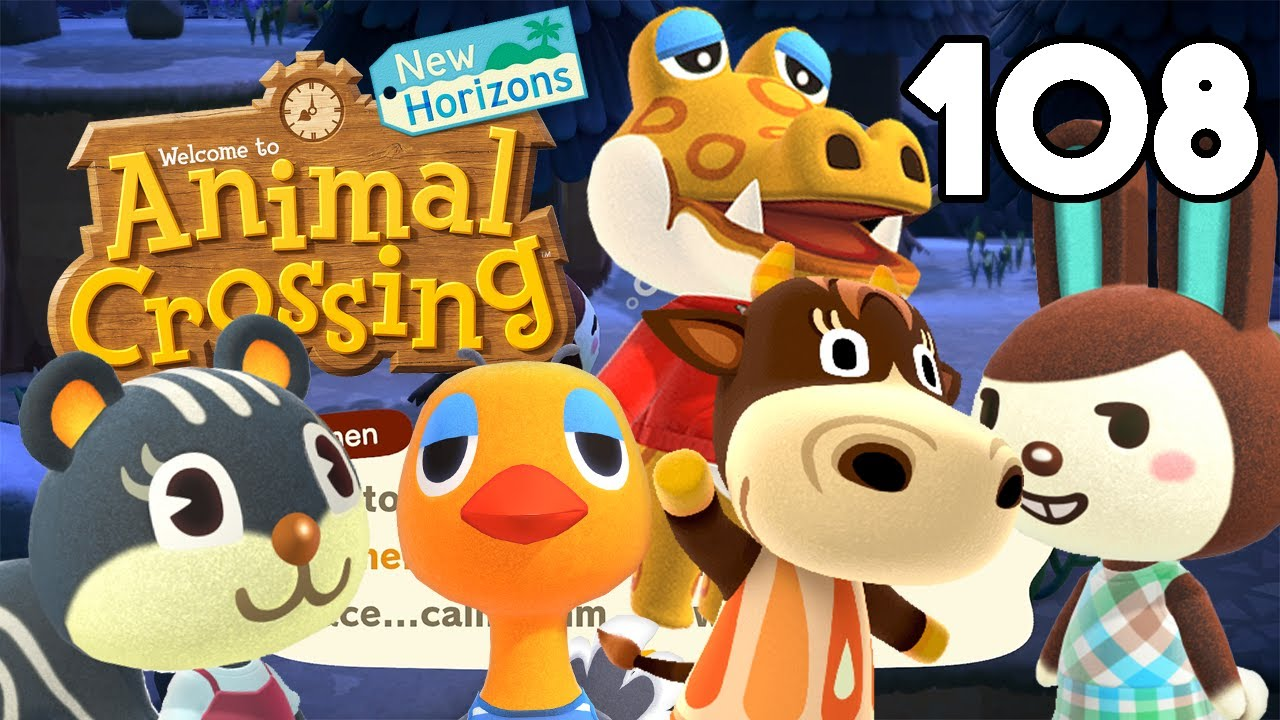 Villager Hunting, Round 5!   Animal Crossing: New Horizons ...