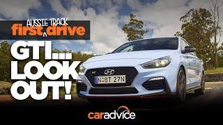 2018 Hyundai i30 N track review First Australian track drive