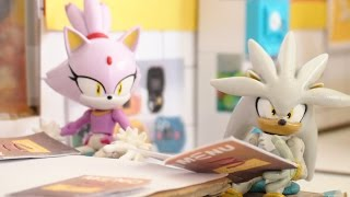 Sonic Stop Motion Adventures: Episode 22: Date Fright