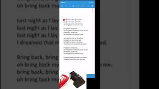 SongBook+ in 30 seconds (iPhone)