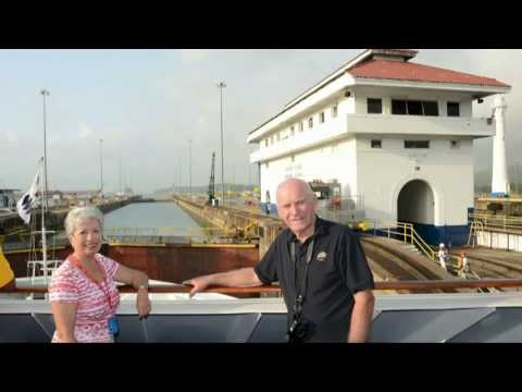 Panama Canal Cruise - April 1, 2013
