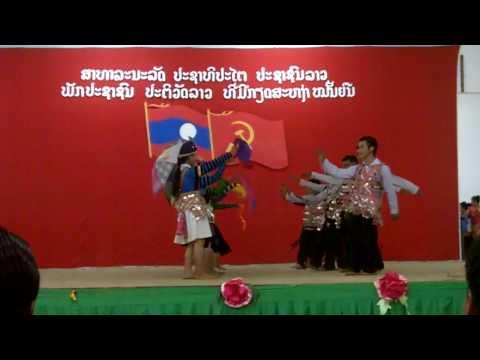 Laos Hmong Dance