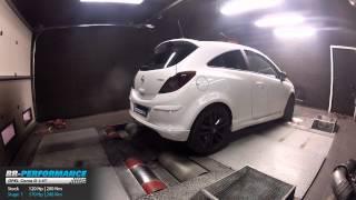 Reprogrammation Moteur Opel Corsa D 1.4T 120hp @ 170hp par BR-Performance
