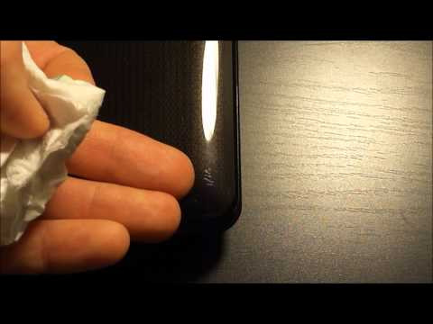 How to Remove Scratches from Laptop or Plastic Electronics (Quick Tip)