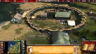 Let's Play Stronghold 2 German #10