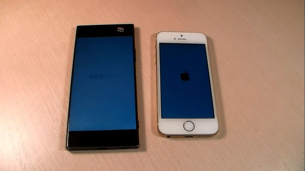 iphone 5s iphone 6 sammenligning