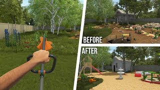 House Flipper   Garden Flipper Dlc Is Finally Here!