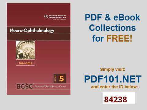 2014 2015 Basic And Clinical Science Course Bcsc Section 5 Neuro