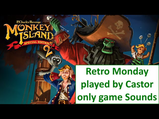 Monkey Island 2 Special Edition - Retro Monday Part 07