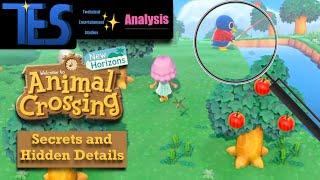 Animal Crossing New Horizons Secrets and Hidden Details (9.4.2019 Trailer Analysis)