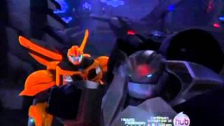 Gambar cover Transformers Prime-Ignition