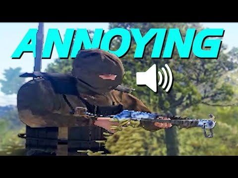How to Annoy Your Neighbors - Rust - YouTube