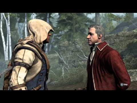 Assassin's Creed III - The Movie - Sequence 07 (1080p Maxed Out Graghics Settings)
