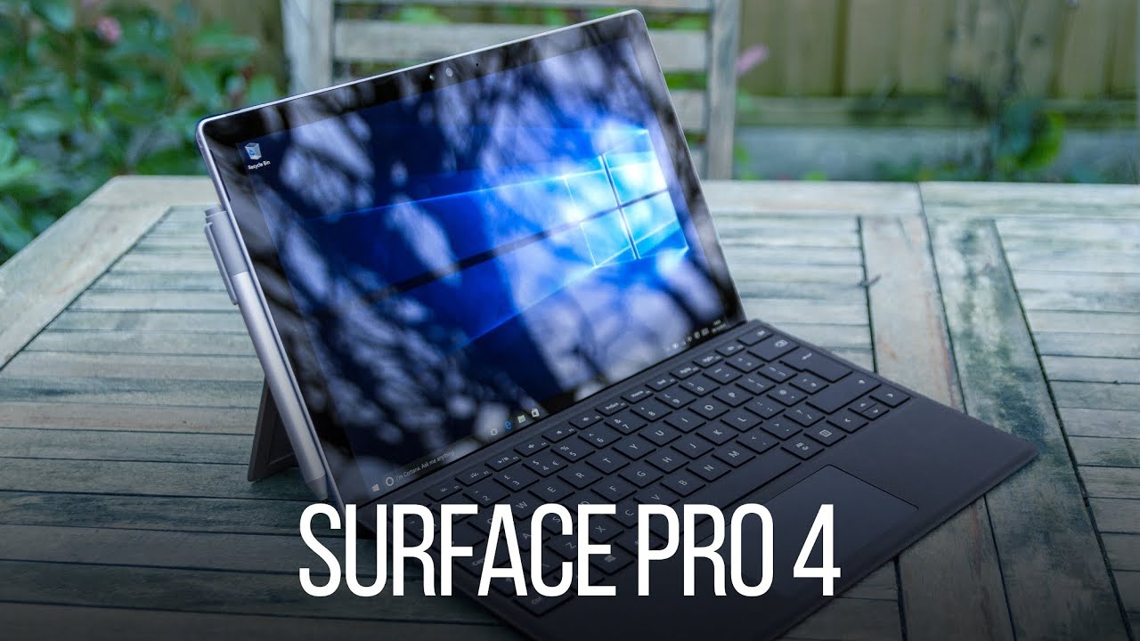 Microsoft Surface Pro 4 First Look