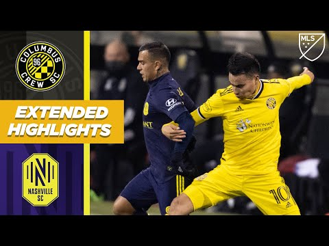 Columbus Nashville SC Goals And Highlights