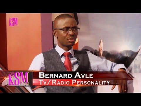 KSM Show- Bernard Avle, Captivating Personality on the  KSM Show Part 1